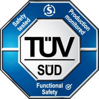 TUV Stamp picture