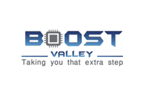 BOOST VALLEY logo